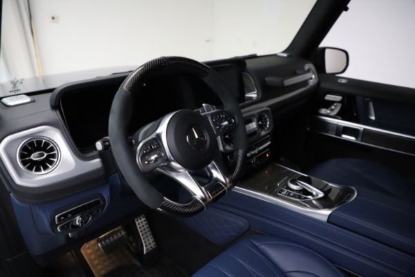 Used 2021 Mercedes-Benz G-Class AMG G 63 for sale $219,900 at Bugatti of Greenwich in Greenwich CT 06830 13