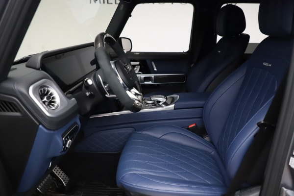 Used 2021 Mercedes-Benz G-Class AMG G 63 for sale $219,900 at Bugatti of Greenwich in Greenwich CT 06830 14