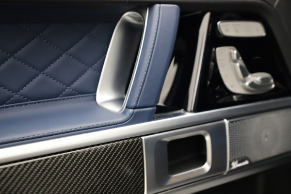 Used 2021 Mercedes-Benz G-Class AMG G 63 for sale $219,900 at Bugatti of Greenwich in Greenwich CT 06830 17