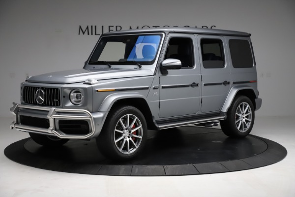 Used 2021 Mercedes-Benz G-Class AMG G 63 for sale $219,900 at Bugatti of Greenwich in Greenwich CT 06830 2