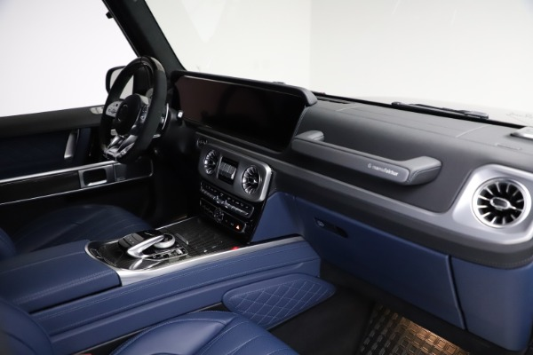 Used 2021 Mercedes-Benz G-Class AMG G 63 for sale $219,900 at Bugatti of Greenwich in Greenwich CT 06830 21