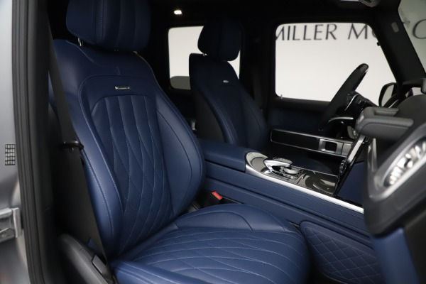 Used 2021 Mercedes-Benz G-Class AMG G 63 for sale $219,900 at Bugatti of Greenwich in Greenwich CT 06830 23