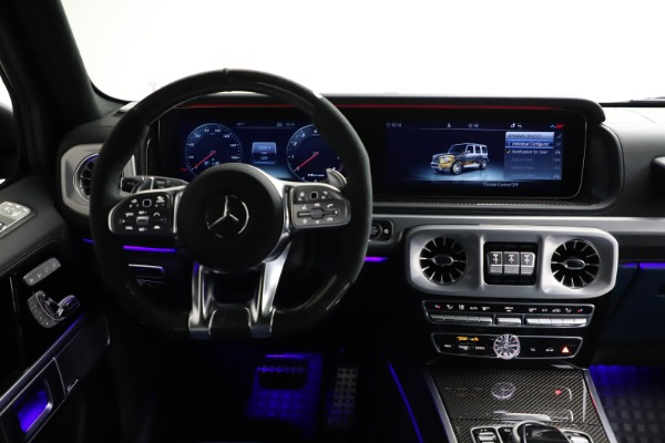 Used 2021 Mercedes-Benz G-Class AMG G 63 for sale $219,900 at Bugatti of Greenwich in Greenwich CT 06830 25