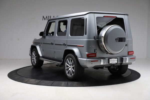 Used 2021 Mercedes-Benz G-Class AMG G 63 for sale $219,900 at Bugatti of Greenwich in Greenwich CT 06830 5