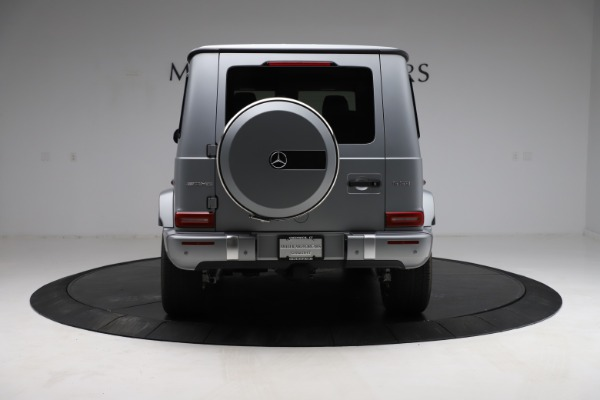 Used 2021 Mercedes-Benz G-Class AMG G 63 for sale $219,900 at Bugatti of Greenwich in Greenwich CT 06830 6
