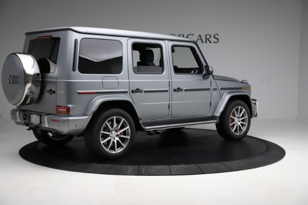 Used 2021 Mercedes-Benz G-Class AMG G 63 for sale $219,900 at Bugatti of Greenwich in Greenwich CT 06830 8