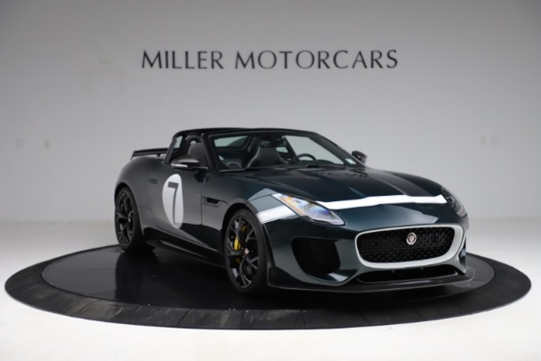 Used 2016 Jaguar F-TYPE Project 7 for sale $225,900 at Bugatti of Greenwich in Greenwich CT 06830 13