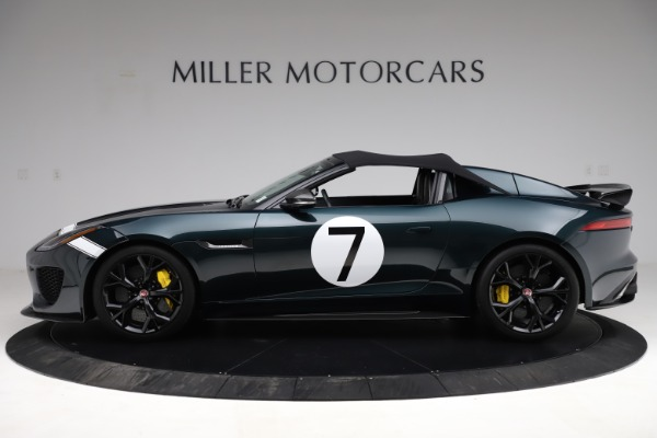 Used 2016 Jaguar F-TYPE Project 7 for sale $225,900 at Bugatti of Greenwich in Greenwich CT 06830 15