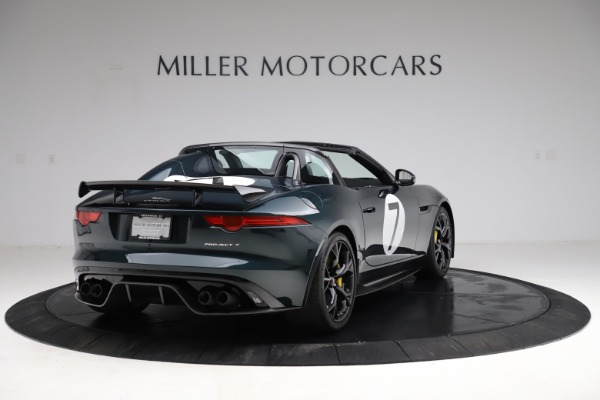 Used 2016 Jaguar F-TYPE Project 7 for sale $225,900 at Bugatti of Greenwich in Greenwich CT 06830 17