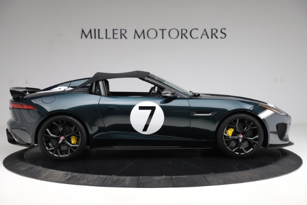 Used 2016 Jaguar F-TYPE Project 7 for sale $225,900 at Bugatti of Greenwich in Greenwich CT 06830 19