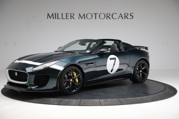 Used 2016 Jaguar F-TYPE Project 7 for sale $225,900 at Bugatti of Greenwich in Greenwich CT 06830 2