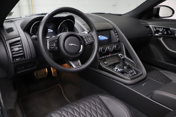 Used 2016 Jaguar F-TYPE Project 7 for sale $225,900 at Bugatti of Greenwich in Greenwich CT 06830 23