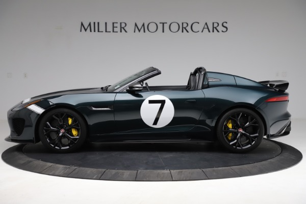 Used 2016 Jaguar F-TYPE Project 7 for sale $225,900 at Bugatti of Greenwich in Greenwich CT 06830 3