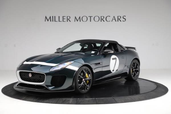 Used 2016 Jaguar F-TYPE Project 7 for sale $225,900 at Bugatti of Greenwich in Greenwich CT 06830 4