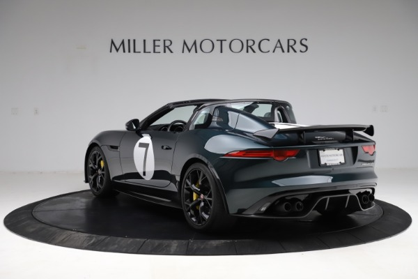 Used 2016 Jaguar F-TYPE Project 7 for sale $225,900 at Bugatti of Greenwich in Greenwich CT 06830 7