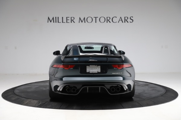 Used 2016 Jaguar F-TYPE Project 7 for sale $225,900 at Bugatti of Greenwich in Greenwich CT 06830 8