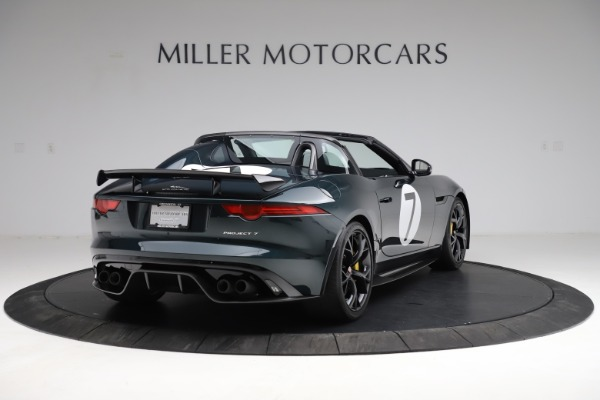Used 2016 Jaguar F-TYPE Project 7 for sale $225,900 at Bugatti of Greenwich in Greenwich CT 06830 9