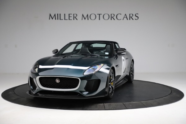 Used 2016 Jaguar F-TYPE Project 7 for sale $225,900 at Bugatti of Greenwich in Greenwich CT 06830 1