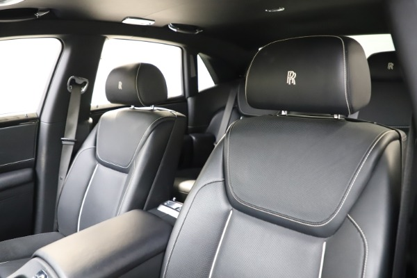 Used 2018 Rolls-Royce Ghost for sale $249,900 at Bugatti of Greenwich in Greenwich CT 06830 14
