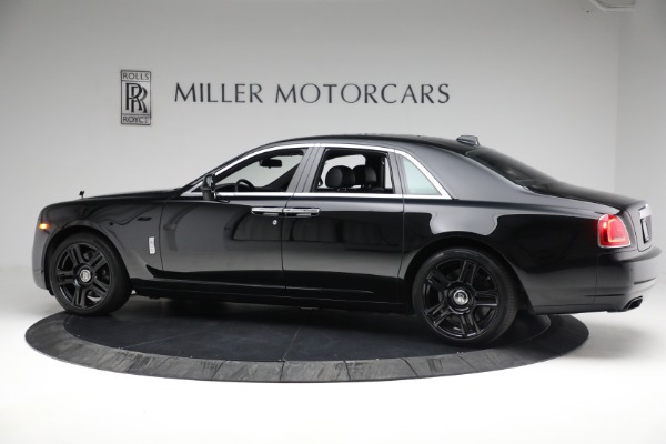 Used 2018 Rolls-Royce Ghost for sale $249,900 at Bugatti of Greenwich in Greenwich CT 06830 4