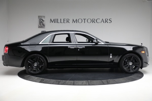 Used 2018 Rolls-Royce Ghost for sale $249,900 at Bugatti of Greenwich in Greenwich CT 06830 8