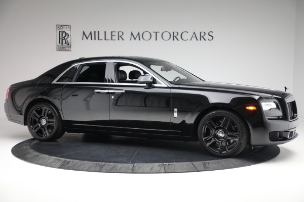 Used 2018 Rolls-Royce Ghost for sale $249,900 at Bugatti of Greenwich in Greenwich CT 06830 9