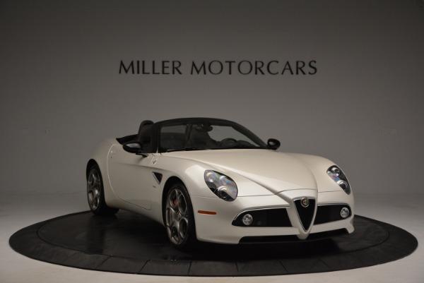 Used 2009 Alfa Romeo 8C Competizione Spider for sale $345,900 at Bugatti of Greenwich in Greenwich CT 06830 11