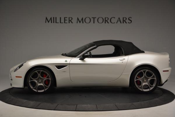 Used 2009 Alfa Romeo 8C Competizione Spider for sale $345,900 at Bugatti of Greenwich in Greenwich CT 06830 14