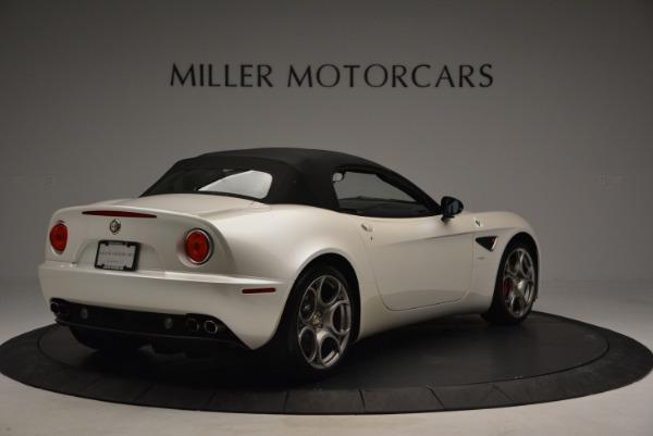 Used 2009 Alfa Romeo 8C Competizione Spider for sale $345,900 at Bugatti of Greenwich in Greenwich CT 06830 16