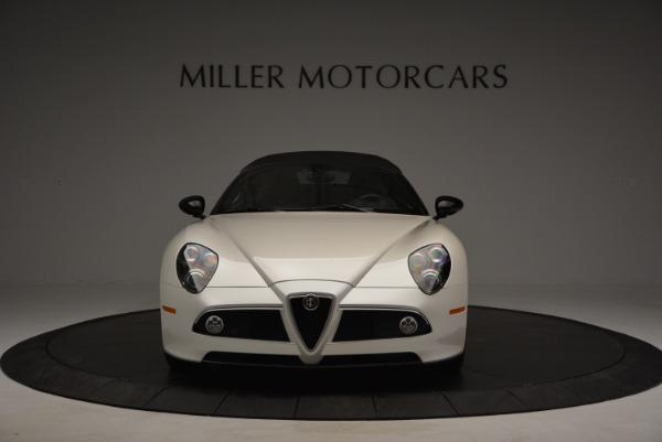 Used 2009 Alfa Romeo 8C Competizione Spider for sale $345,900 at Bugatti of Greenwich in Greenwich CT 06830 18