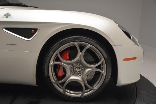 Used 2009 Alfa Romeo 8C Competizione Spider for sale $345,900 at Bugatti of Greenwich in Greenwich CT 06830 19