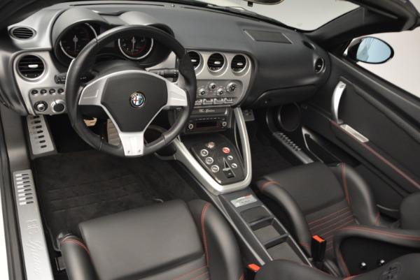 Used 2009 Alfa Romeo 8C Competizione Spider for sale $345,900 at Bugatti of Greenwich in Greenwich CT 06830 20