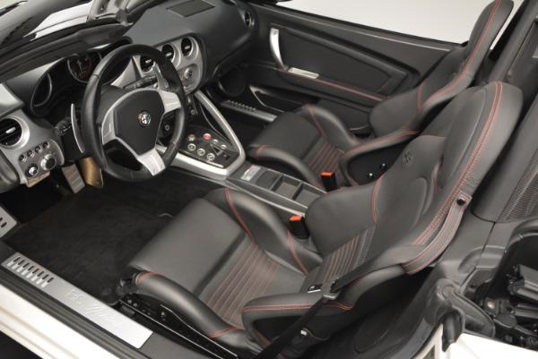 Used 2009 Alfa Romeo 8C Competizione Spider for sale $345,900 at Bugatti of Greenwich in Greenwich CT 06830 21