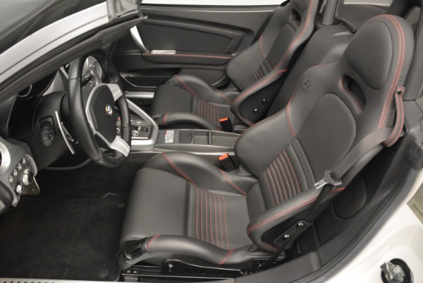 Used 2009 Alfa Romeo 8C Competizione Spider for sale $345,900 at Bugatti of Greenwich in Greenwich CT 06830 22