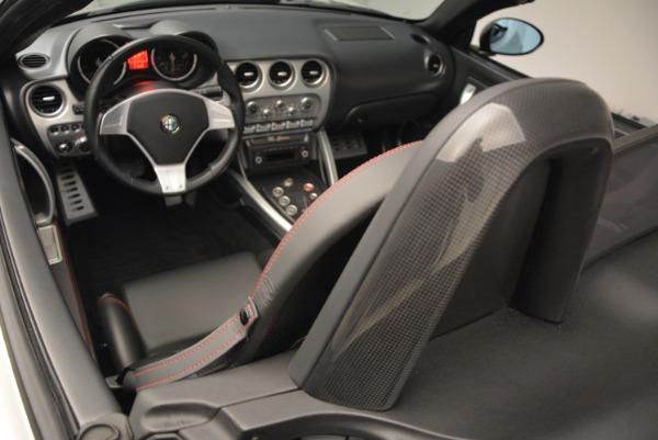 Used 2009 Alfa Romeo 8C Competizione Spider for sale $345,900 at Bugatti of Greenwich in Greenwich CT 06830 26
