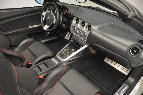 Used 2009 Alfa Romeo 8C Competizione Spider for sale $345,900 at Bugatti of Greenwich in Greenwich CT 06830 28
