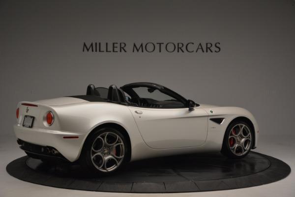 Used 2009 Alfa Romeo 8C Competizione Spider for sale $345,900 at Bugatti of Greenwich in Greenwich CT 06830 8