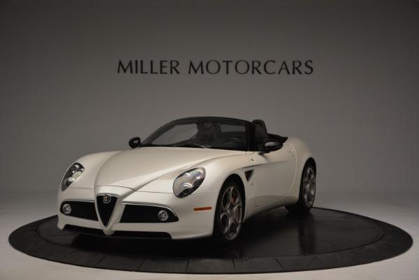 Used 2009 Alfa Romeo 8C Competizione Spider for sale $345,900 at Bugatti of Greenwich in Greenwich CT 06830 1