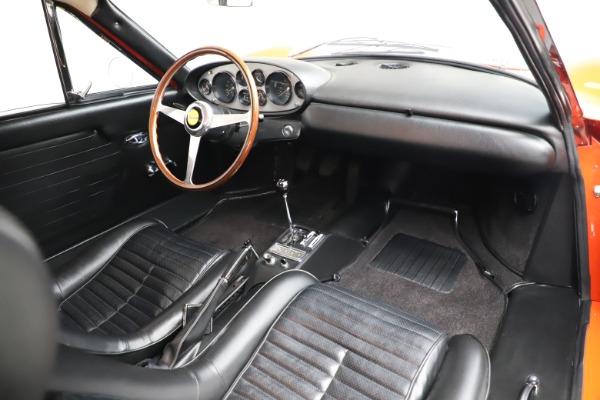 Used 1968 Ferrari 206 for sale $635,000 at Bugatti of Greenwich in Greenwich CT 06830 17