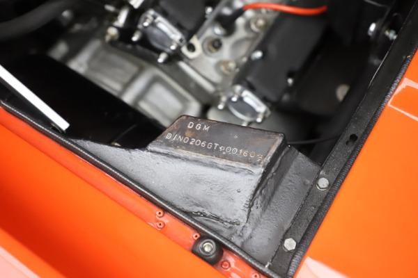Used 1968 Ferrari 206 for sale $635,000 at Bugatti of Greenwich in Greenwich CT 06830 26