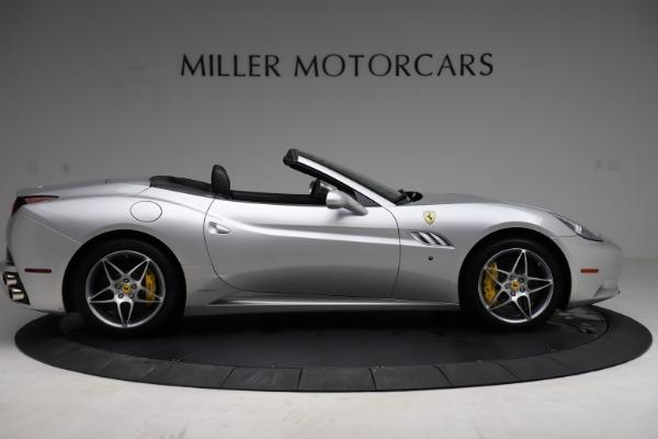 Used 2010 Ferrari California for sale $114,900 at Bugatti of Greenwich in Greenwich CT 06830 10