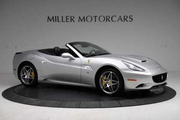 Used 2010 Ferrari California for sale $114,900 at Bugatti of Greenwich in Greenwich CT 06830 11
