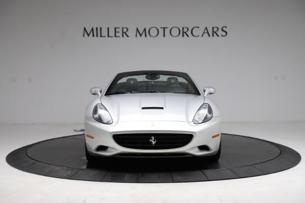 Used 2010 Ferrari California for sale $114,900 at Bugatti of Greenwich in Greenwich CT 06830 13