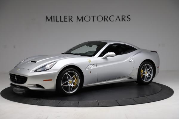 Used 2010 Ferrari California for sale $114,900 at Bugatti of Greenwich in Greenwich CT 06830 14