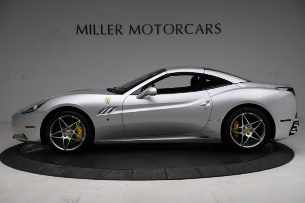 Used 2010 Ferrari California for sale $114,900 at Bugatti of Greenwich in Greenwich CT 06830 15
