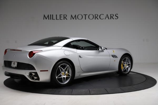 Used 2010 Ferrari California for sale $114,900 at Bugatti of Greenwich in Greenwich CT 06830 18