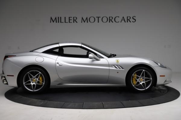 Used 2010 Ferrari California for sale $114,900 at Bugatti of Greenwich in Greenwich CT 06830 19