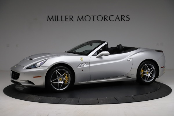 Used 2010 Ferrari California for sale $114,900 at Bugatti of Greenwich in Greenwich CT 06830 2