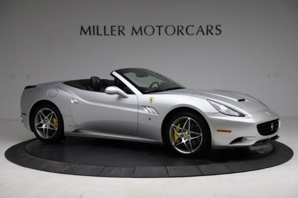 Used 2010 Ferrari California for sale $114,900 at Bugatti of Greenwich in Greenwich CT 06830 21