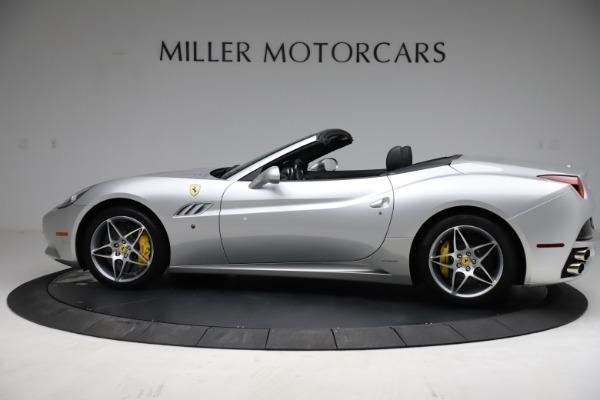 Used 2010 Ferrari California for sale $114,900 at Bugatti of Greenwich in Greenwich CT 06830 3